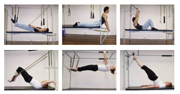 Trapeze Table - Pilates equipment